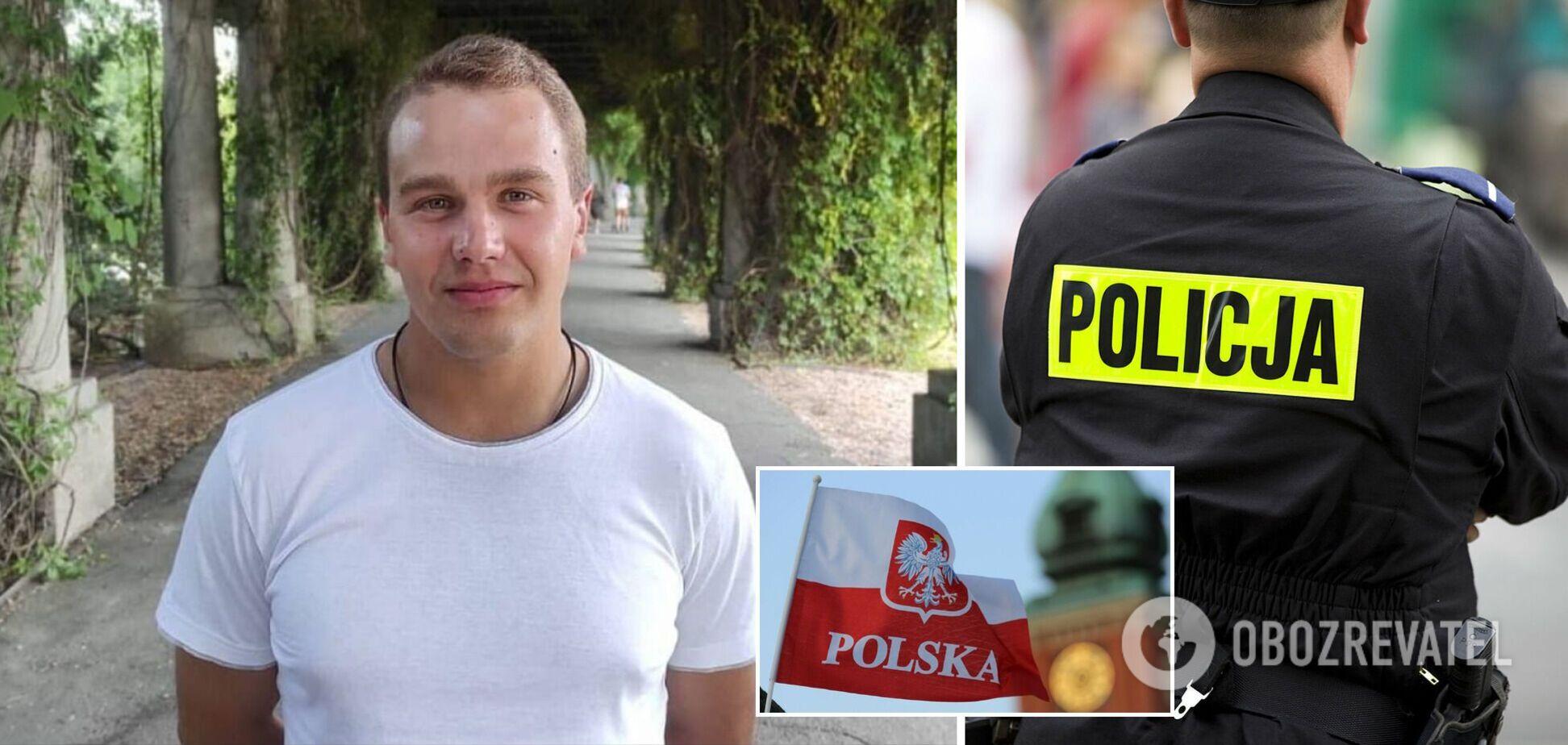 Смерть молодого українця в польському витверезнику: 9 причетним висунули звинувачення
